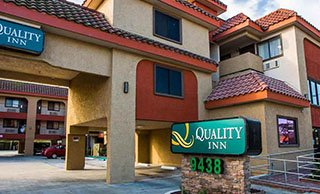 Quality Inn Downey - Photo gallery