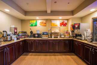 Quality Inn Downey - Breakfast Bar